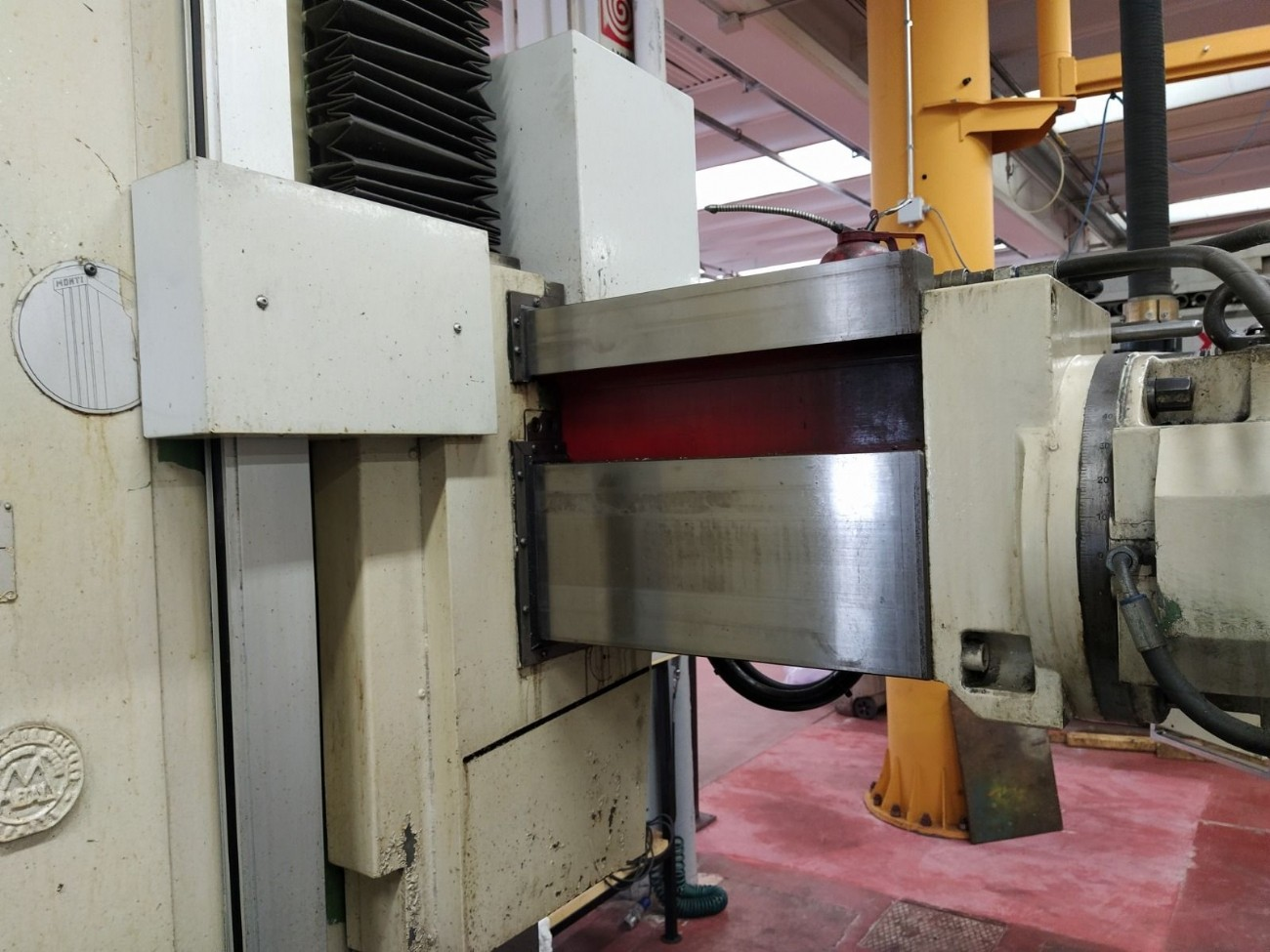 Bed Type Milling Machine - Vertical ALESAMONTI MAF45 TG photo on Industry-Pilot