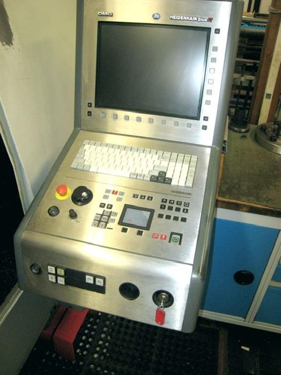 CNC Turning Machine - Inclined Bed Type GILDEMEISTER CTX 620 Linear V3 -1m photo on Industry-Pilot