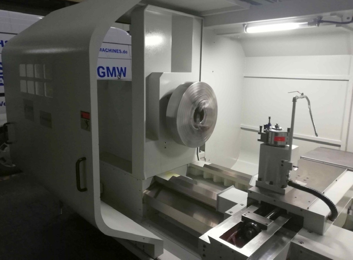CNC Turning Machine SFM HL 1420 x 2000 (3000- 8000) photo on Industry-Pilot
