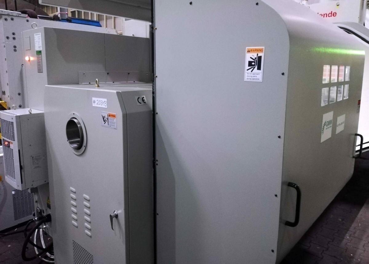 Токарный станок с ЧПУ SFM HL 1800 x 2000 (3000- 15000) фото на Industry-Pilot