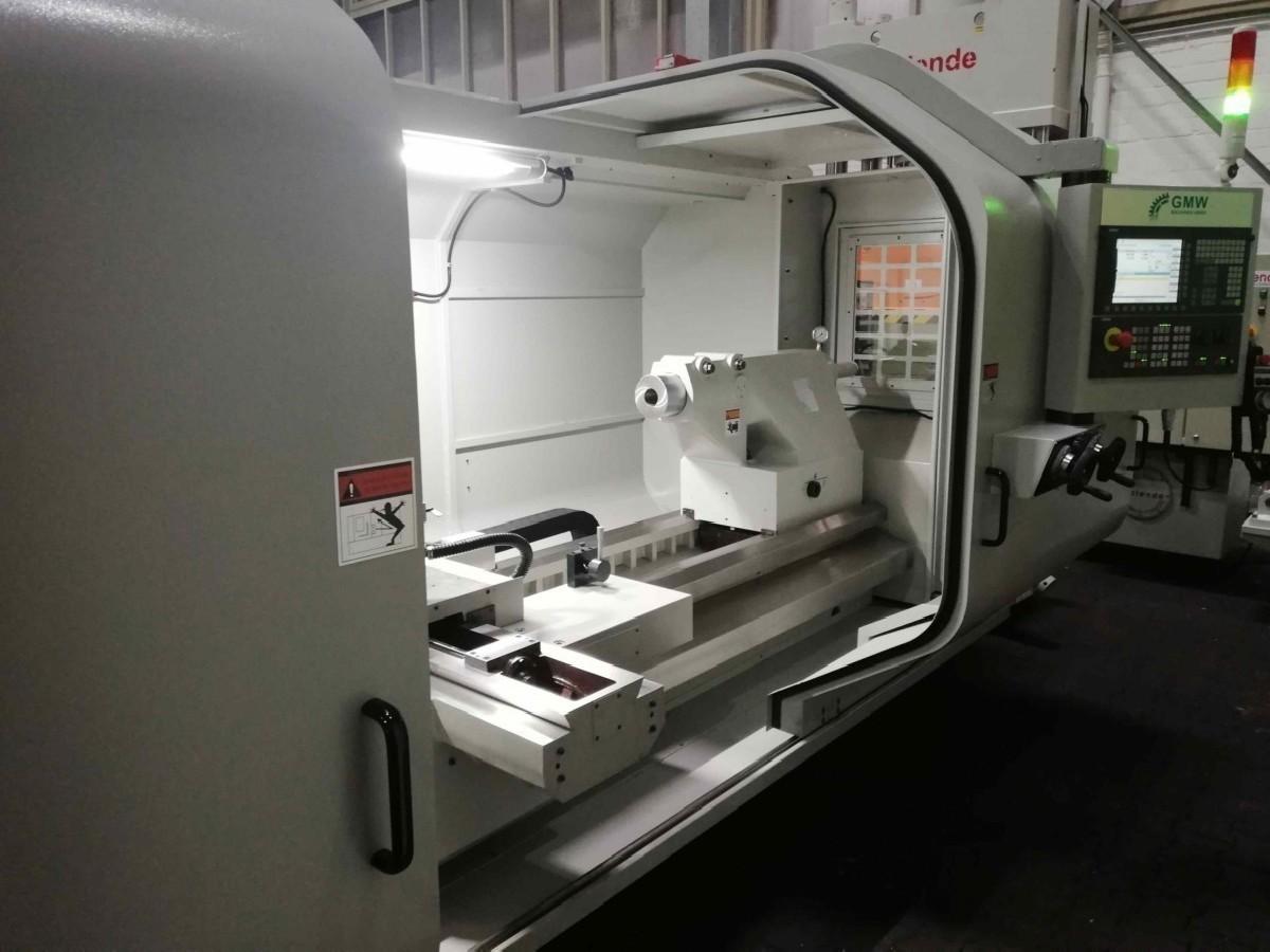 CNC Turning Machine SFM HL 2000 x 2000 (3000- 15000) photo on Industry-Pilot