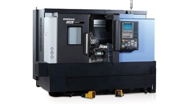 Токарно фрезерный станок с ЧПУ DOOSAN Lynx 2100 LSYA фото на Industry-Pilot