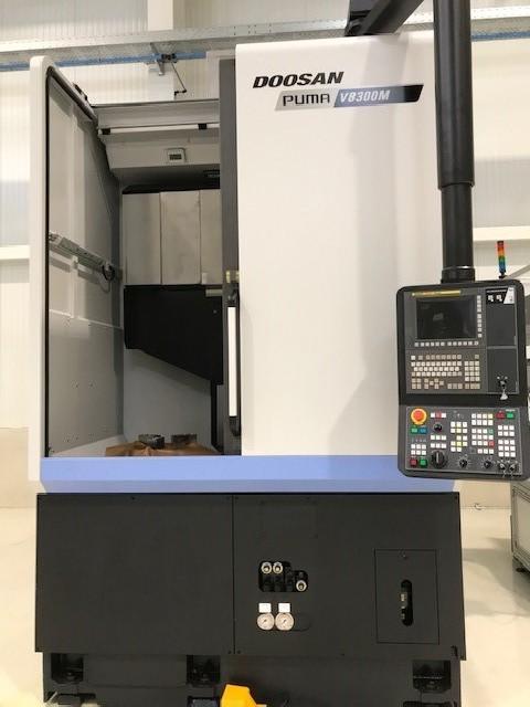 Vertical Turning Machine DOOSAN Puma V 8300 MR photo on Industry-Pilot