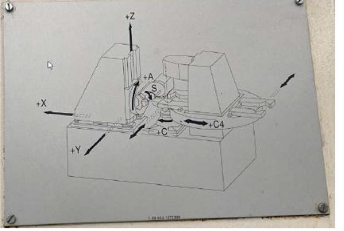 Gearwheel hobbing machine vertical GLEASON PFAUTER GP 130 gebraucht photo on Industry-Pilot
