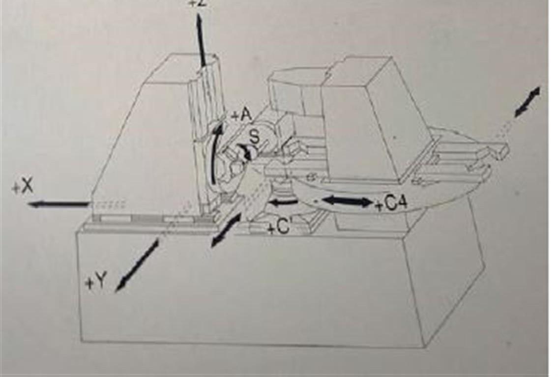 Зубофрезерный станок обкатного типа - вертик. GLEASON PFAUTER GP 130 vertikal фото на Industry-Pilot
