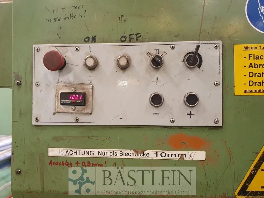 Гидравлические гильотинные ножницы FASTI TCHE 20/10 фото на Industry-Pilot