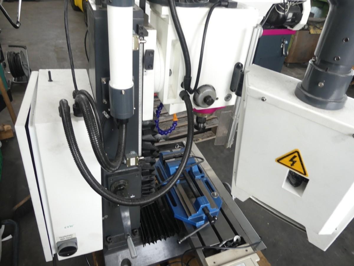 Milling and boring machine Optimum MB 4 P photo on Industry-Pilot