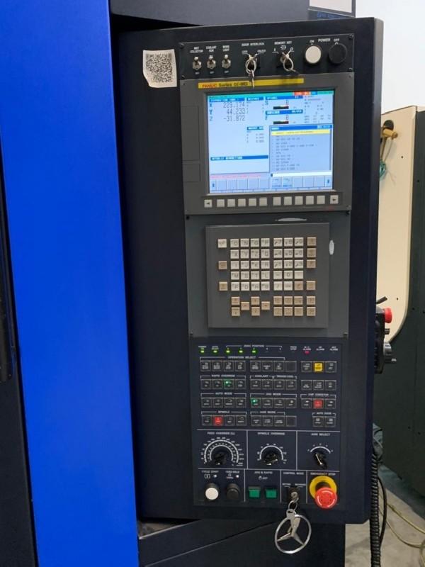 Обрабатывающий центр - вертикальный HWACHEON VESTA-1000 фото на Industry-Pilot
