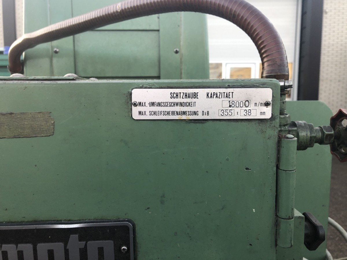 Surface Grinding Machine - Horizontal OKAMOTO PSG 63 photo on Industry-Pilot