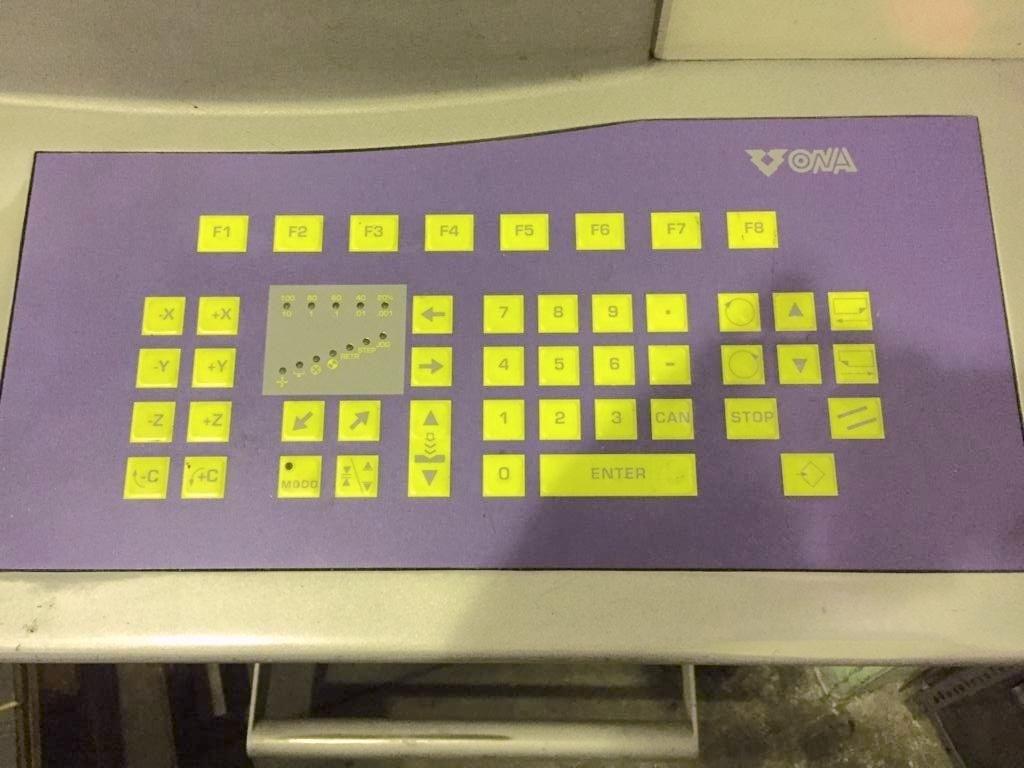 Прошивочный электроэрозионный станок ONA HS700 фото на Industry-Pilot