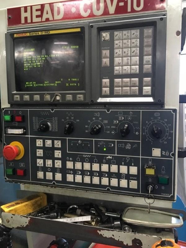 Обрабатывающий центр - вертикальный KENT- HEAD KMV 10 фото на Industry-Pilot