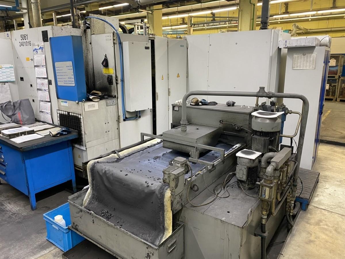 Обрабатывающий центр - горизонтальный STARRAG HECKERT CWK 400 Dynamic фото на Industry-Pilot