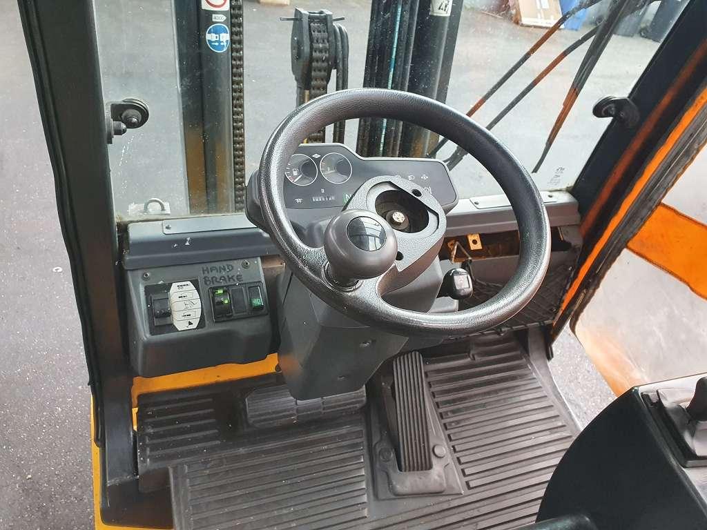 Jungheinrich TFG 320 photo on Industry-Pilot