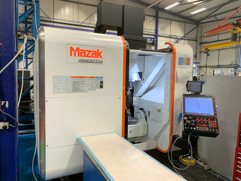 Обрабатывающий центр - универсальный MAZAK VARIAXIS I-500 фото на Industry-Pilot