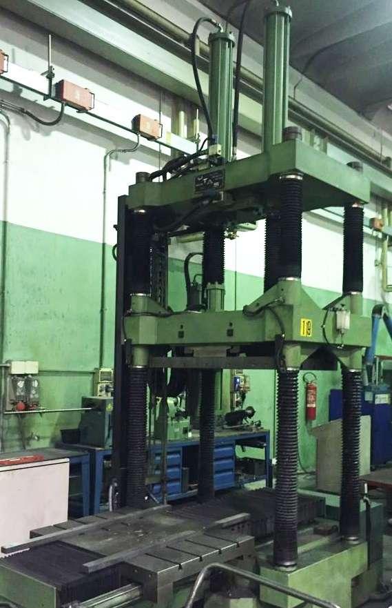 Hydraulic Press UTAS GR2 photo on Industry-Pilot