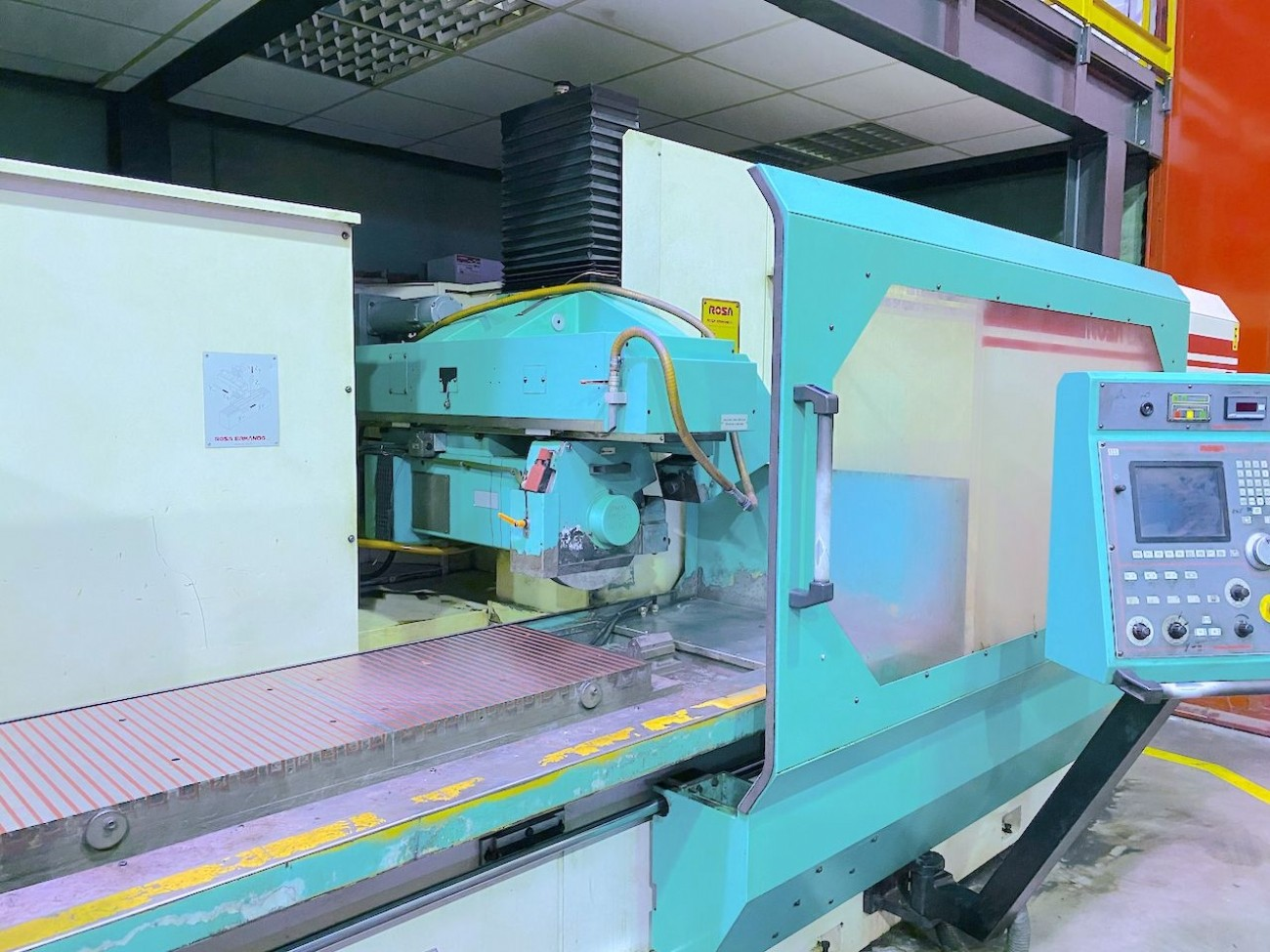 Surface Grinding Machine ROSA ERMANDO LINEA AVION 13.7 CN photo on Industry-Pilot