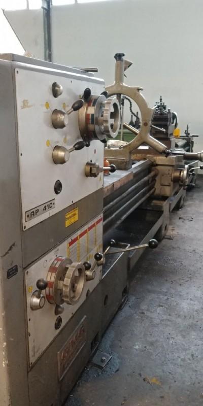 Токарно-винторезный станок GMG AP 410 фото на Industry-Pilot
