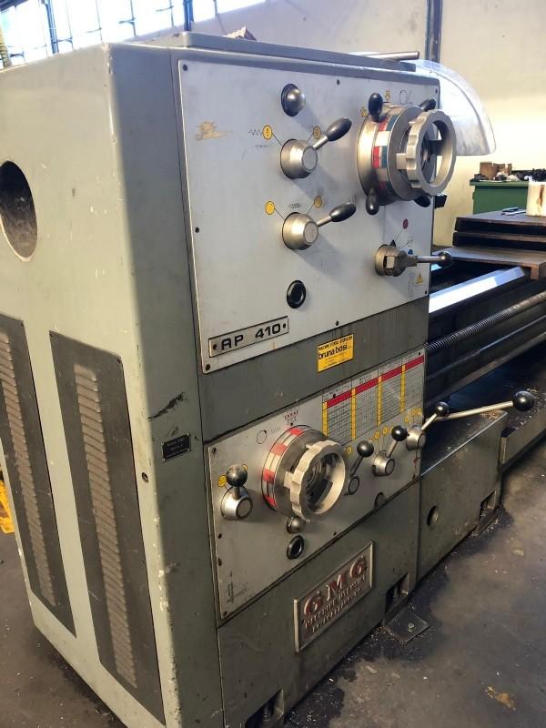 Screw-cutting lathe GMG AP 410 photo on Industry-Pilot