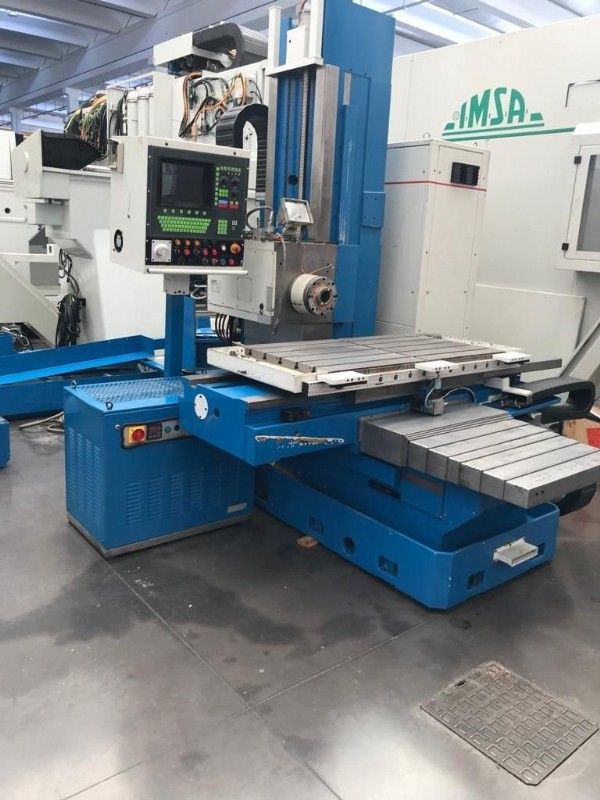 Bed Type Milling Machine - Vertical SECMU A2 photo on Industry-Pilot