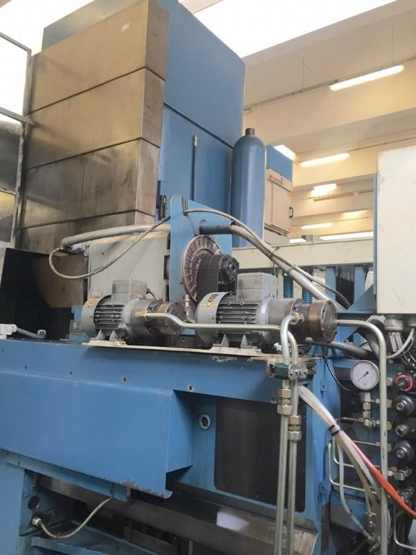 Bed Type Milling Machine - Vertical TOS KURIM FSQ100 KR/A3 photo on Industry-Pilot