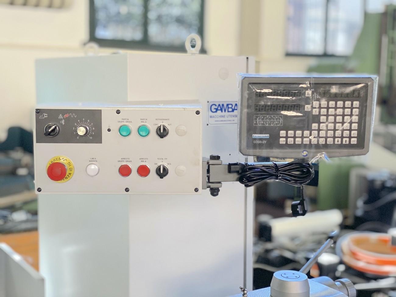 Cylindrical Grinding Machine - Universal TACCHELLA 1518 UA CNC photo on Industry-Pilot