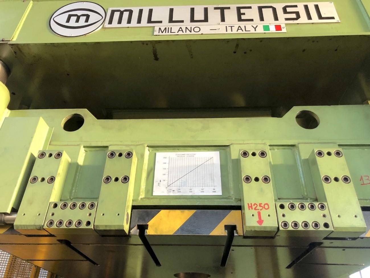 Гидравлический пресс MILLUTENSIL MIL123 фото на Industry-Pilot