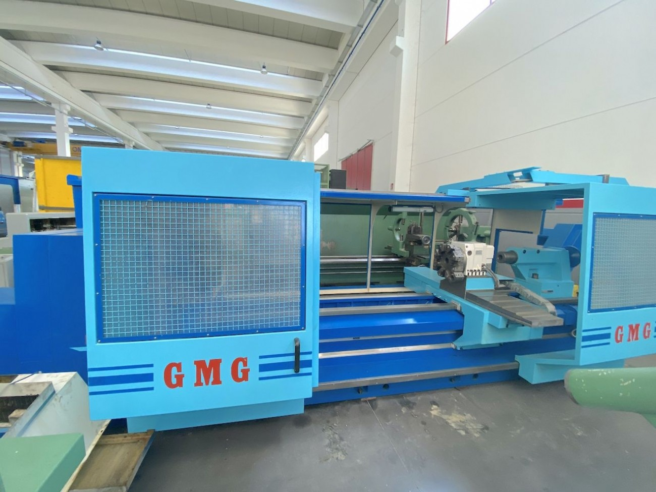 Токарный станок с ЧПУ GMG MASTER фото на Industry-Pilot