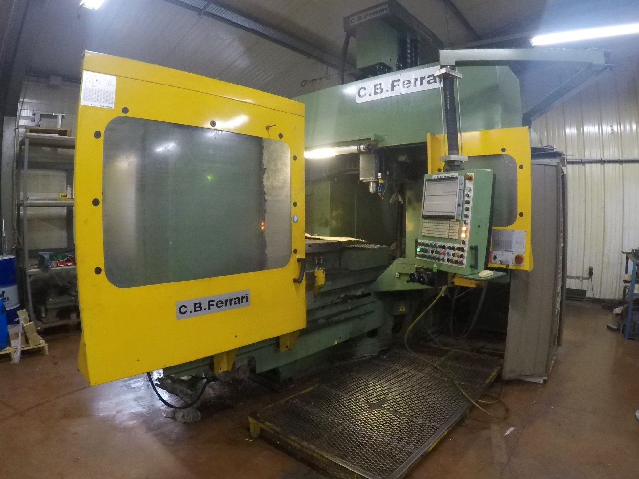 Machining Center - Universal CB FERRARI D21 photo on Industry-Pilot