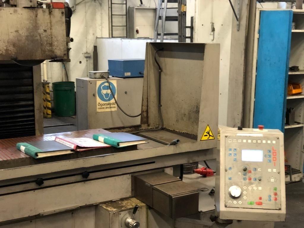 Плоскошлифовальный станок LODI T110 6 CNC фото на Industry-Pilot