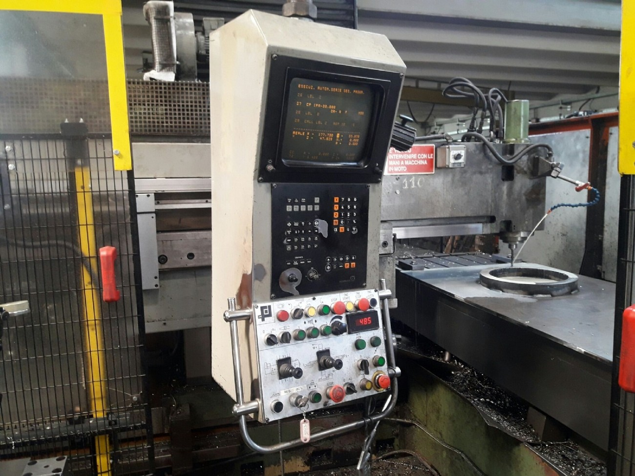 Bed Type Milling Machine - Universal FIL FBT 200 photo on Industry-Pilot