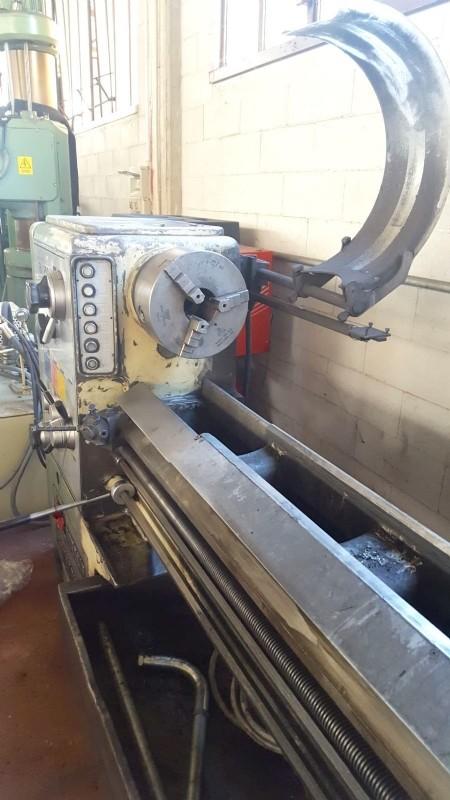 Screw-cutting lathe OMG Zanoletti 250 photo on Industry-Pilot