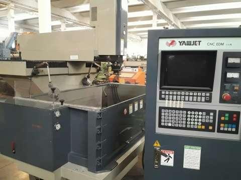 Cavity Sinking EDM Machine YAWJET M 75 B photo on Industry-Pilot