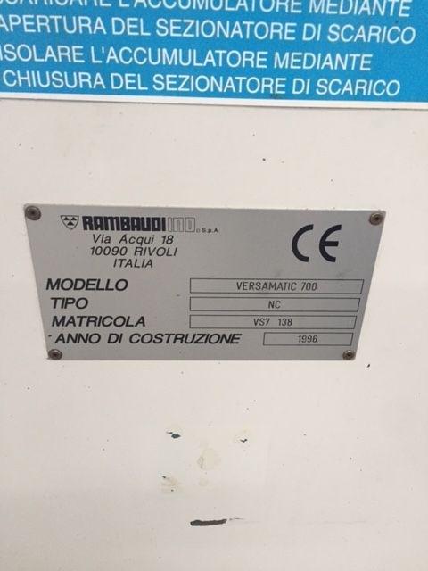 Продольно-фрезерный станок - вертик. RAMBAUDI VERSAMATIC 750 фото на Industry-Pilot