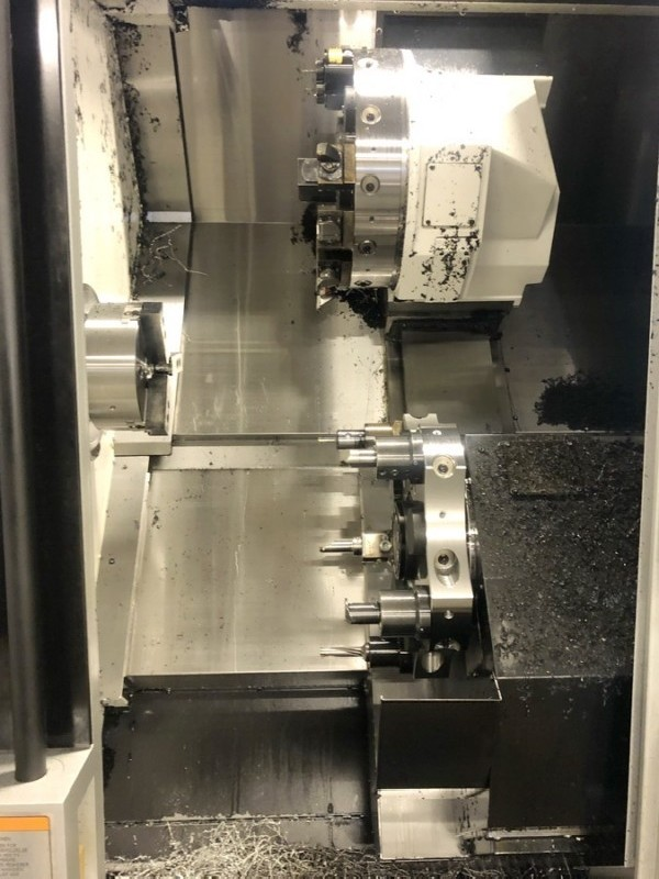 Токарно фрезерный станок с ЧПУ OKUMA LU 4000 EX-M 2SC 1250 фото на Industry-Pilot