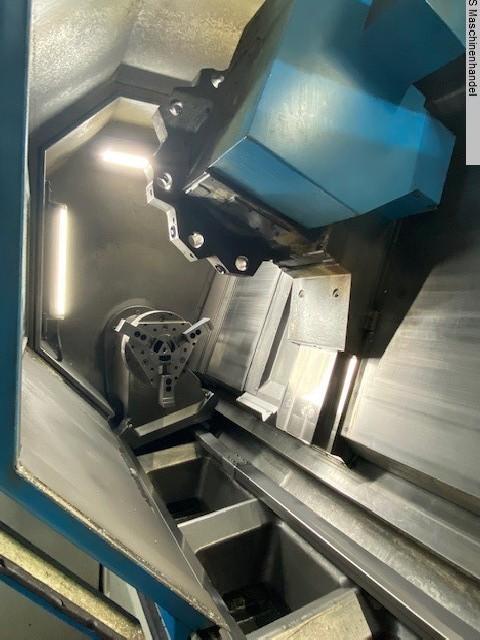Токарный станок с ЧПУ VDF-BOEHRINGER VDF 400C фото на Industry-Pilot