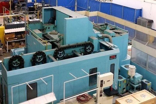 Обрабатывающий центр - универсальный MAZAK INTEGREX e-1060V/8 фото на Industry-Pilot