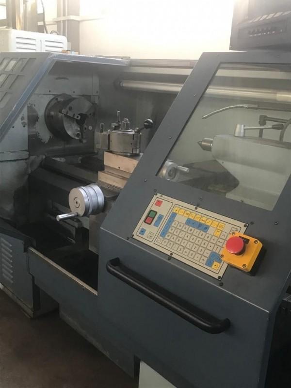 Токарный станок с ЧПУ PADOVANI LABOR E275 фото на Industry-Pilot