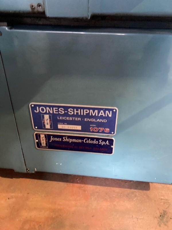 Круглошлифовальный станок - универс. JONES & SHIPMAN 1076 фото на Industry-Pilot