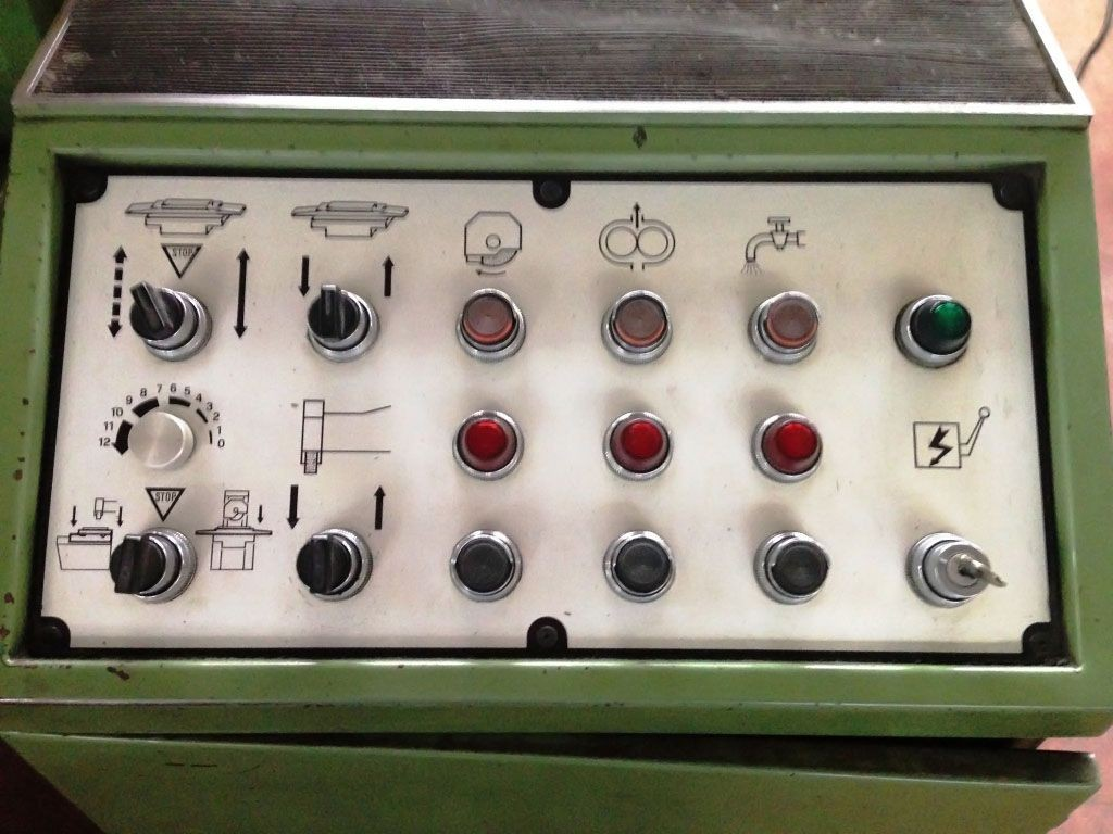 Плоскошлифовальный станок DELTA TP 650/380 фото на Industry-Pilot