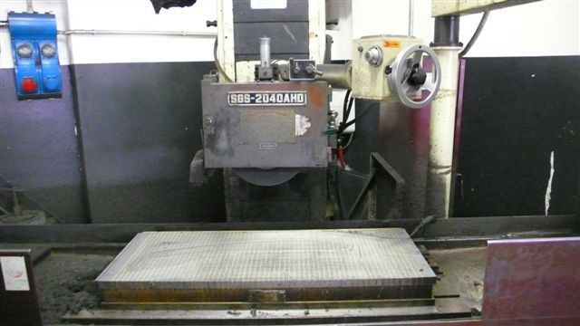 Surface Grinding Machine PITTORI SGS 2040 AHD photo on Industry-Pilot