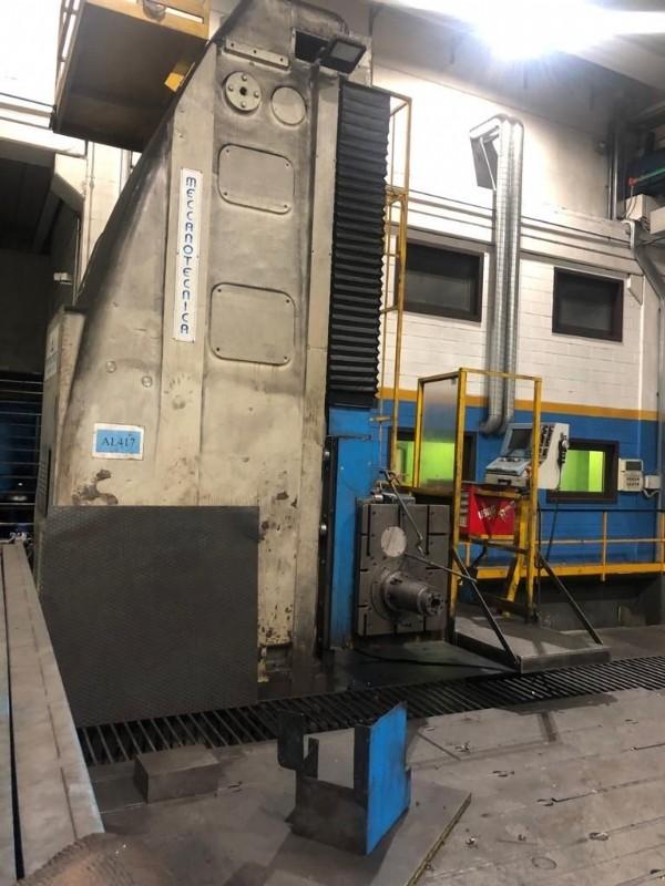 Floor-type horizontal boring machine INNOCENTI - INNSE CWB photo on Industry-Pilot
