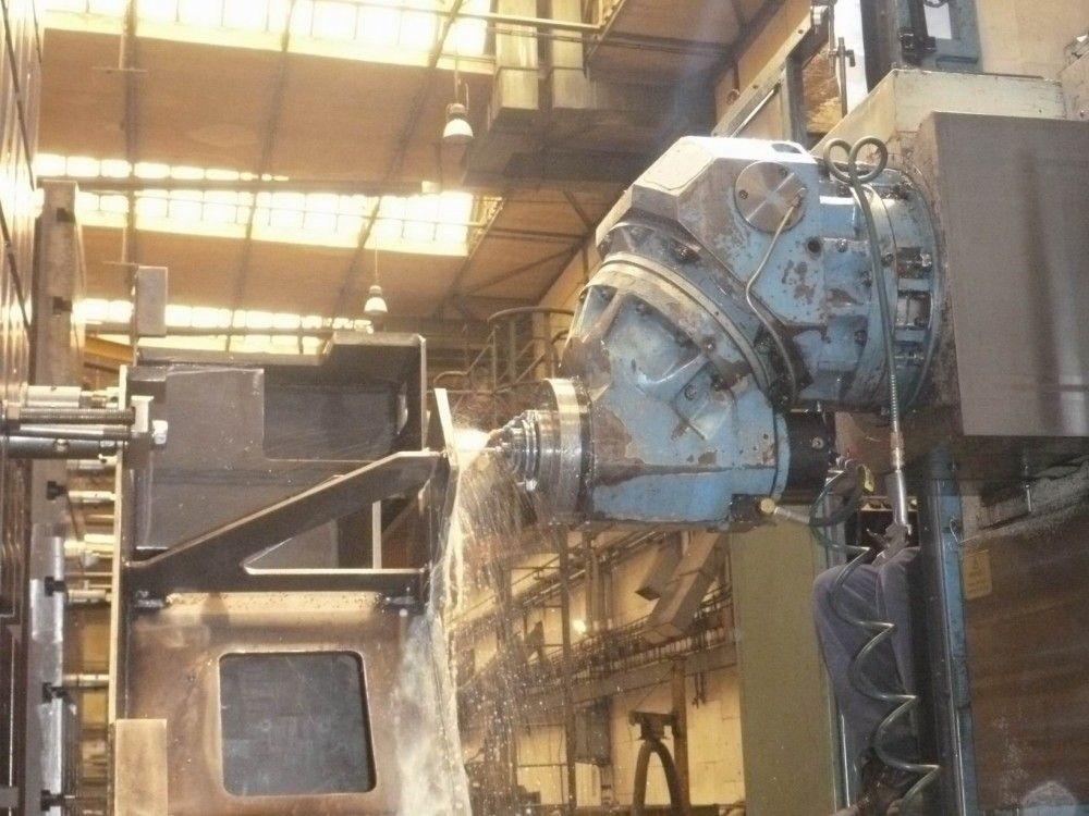 Floor-type horizontal boring machine ZAYER 30KCU10000 photo on Industry-Pilot