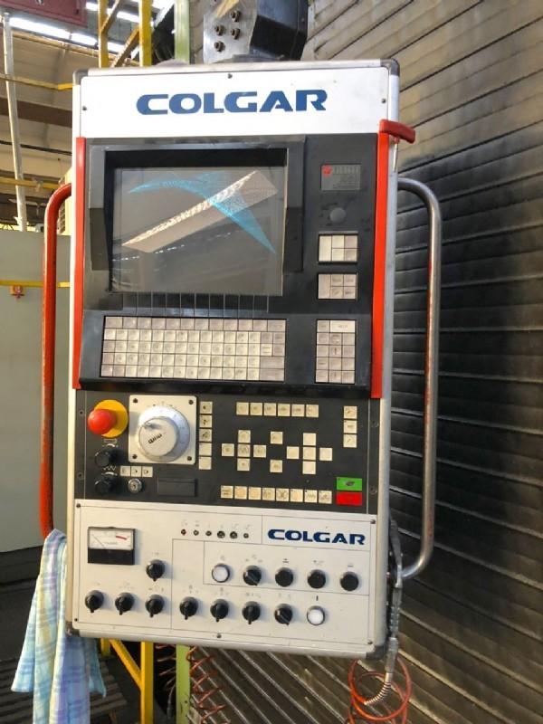 Фрезерный станок с подвижной стойкой COLGAR FRAL400 фото на Industry-Pilot