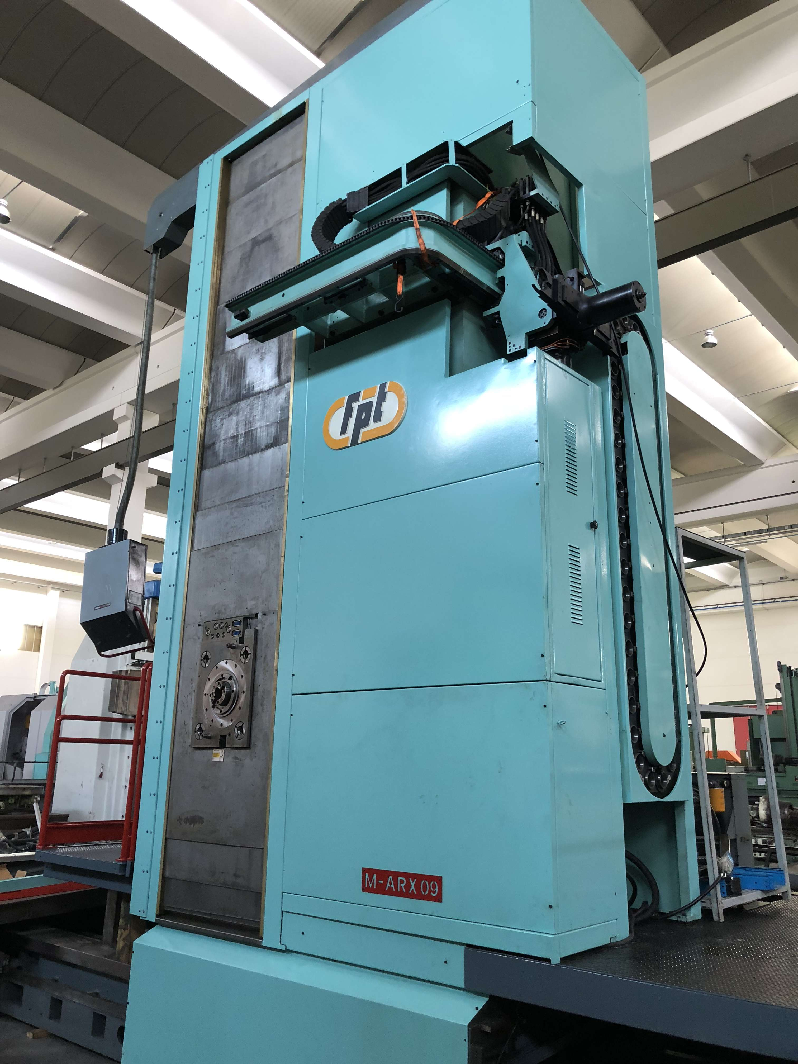 Floor-type horizontal boring machine FPT M-ARX M90 photo on Industry-Pilot