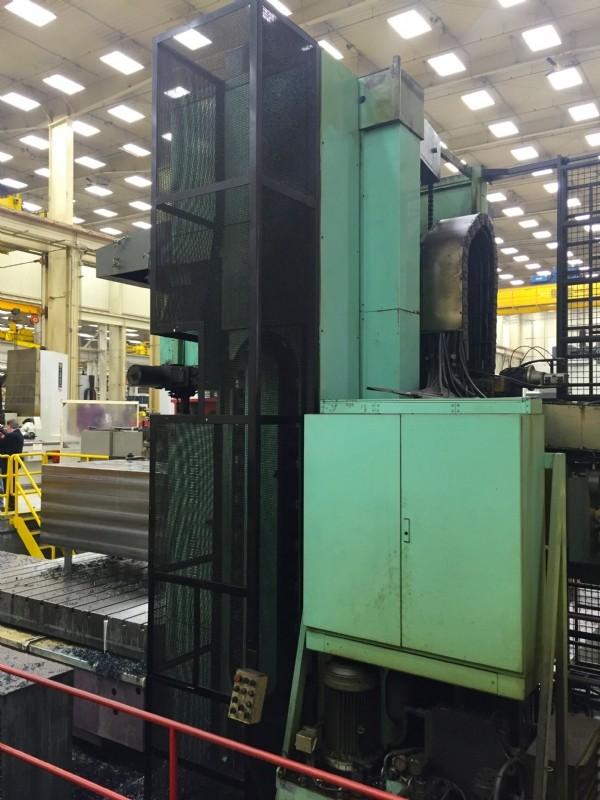 Floor-type horizontal boring machine FPT M-ARX M90 photo on Industry-Pilot