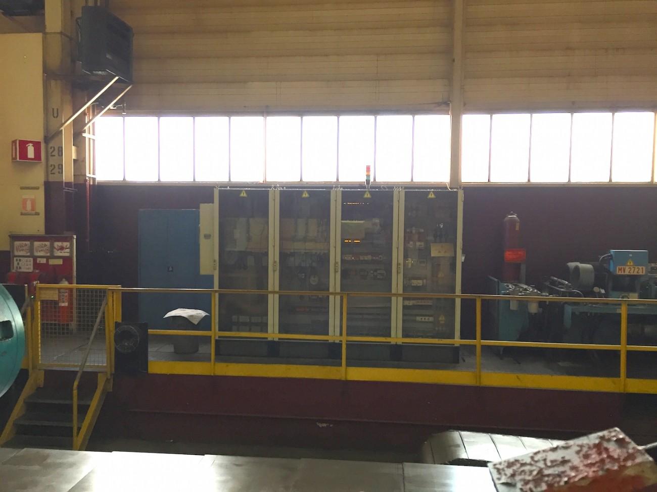 Floor-type horizontal boring machine PEGARD PRECIRAM 2 photo on Industry-Pilot