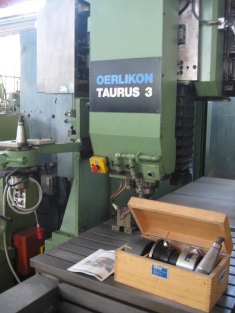 Портальный фрезерный станок OERLIKON TAURUS 3 фото на Industry-Pilot