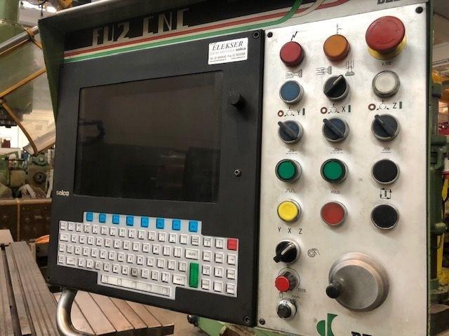 Фрезерный станок - универсальный DEBER FU2 фото на Industry-Pilot