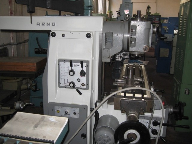 Milling Machine - Universal ARNO F20 photo on Industry-Pilot