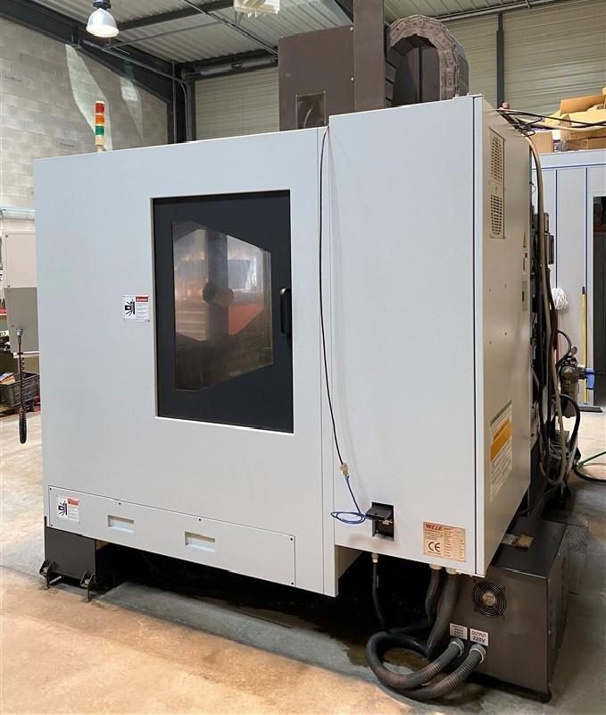 Обрабатывающий центр - вертикальный WELE VQ 1060 фото на Industry-Pilot